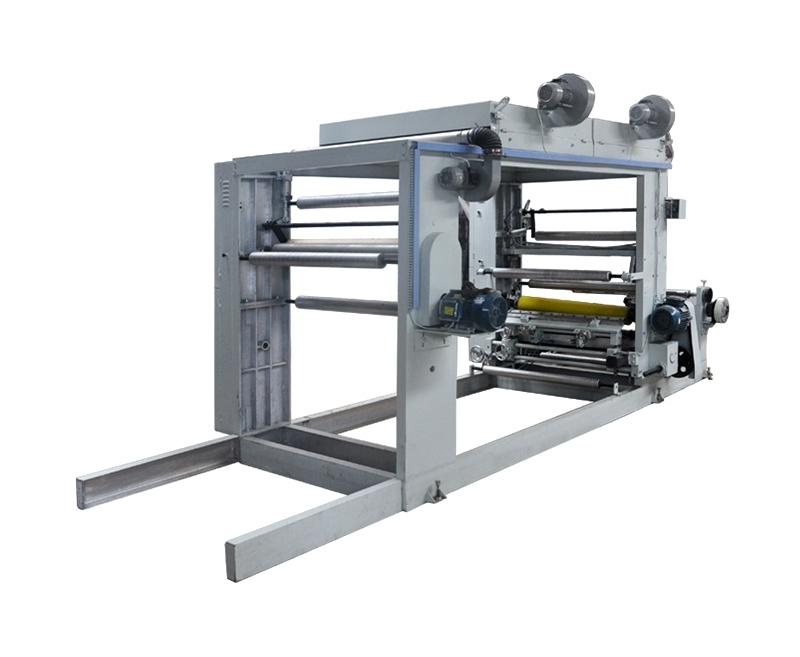 铝蜂窝芯涂胶机工作原理
