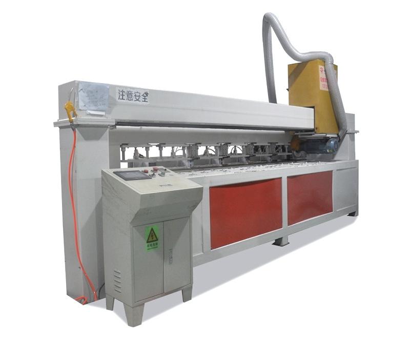 铝蜂窝芯切割机的应用